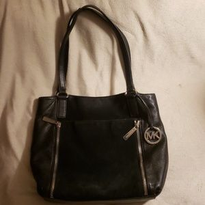 Michael Kors leather & suede Tote